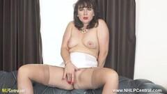 Horny pornstars get fucked hard! Thumb