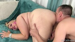 Big Ass Girlfriend fucked from behind Thumb
