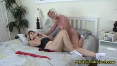 Naughty Housekeeper Gets Into Ms Paris's Treasure Chest Thumb