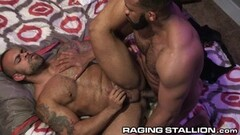 Kinky Halloween babe Gianna Dior finds a cock to suck and ride in terror dungeon Thumb