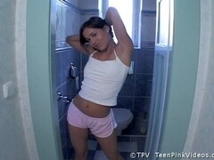 Hot Lesbian Teen Enjoy Dildo In Their Tight Pussyhole Thumb