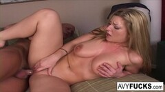 Big dick slams hard into Anya Olsen Thumb