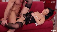 Naughty Fuck With Hungarian Babe Denise Sky Thumb