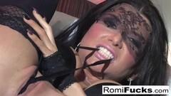 Sexy BBW MILF Charlotte Angel Takes Big Black Janitor Cock Thumb