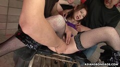 Beauties Melody Parker And River Fox Meet Mandingo Thumb