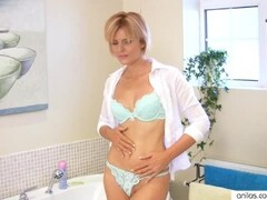 """Creaming Ms Paris and Her Taboo Tales """"Stealing Panties"""" Thumb"""