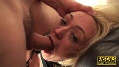 Dominated Amber Deen fucked Thumb