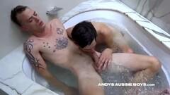 Wet Aussie Boys Kane & Mitch Thumb