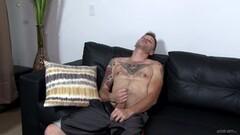 Cute Solo Straight Military Guy Masturbates For U Thumb