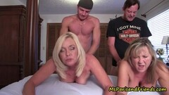 Naughty Ms Paris and Her Taboo Tales Family Orgy Thumb