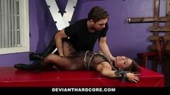 DeviantHardcore - Sexy Milf Pussy Stuffing Thumb