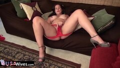 USAwives Sexy Mature Women Solos Collection Thumb
