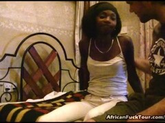 African Beauty Fucked By Euro Guy Thumb