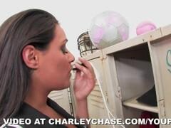 Big Tits in Sports Charley Chase and Natasha Nice Thumb