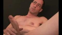 Frisky Mature Amateur Darren Beating Off Thumb