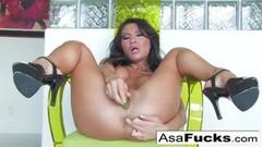 Cute sexy ass solo of the sexy Asa Akira Thumb