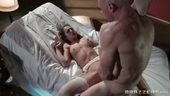 Lily Adams smashed hard in her tight pussyhole Thumb