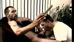 Hot Straight Enrique Plays With Dick Thumb