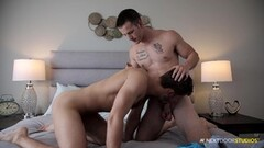 Stunning amish babe Jillian Janson ass fucked and creampie Thumb