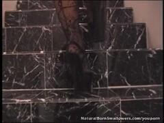 TeenyBlack - Hot Ebony Fucked In First Porno Action Thumb