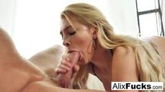 Lesbian babe fucks her partners hot pussy Thumb