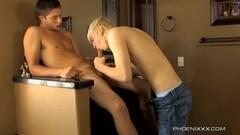 Tight Spandex Thumb
