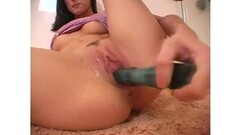Tight Pussy gets pounded by cocks Thumb
