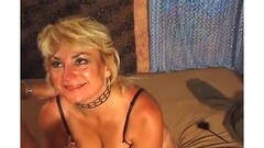 Kimber Veils squirts on camera for first time James Deen round 2! Thumb