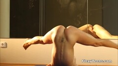 Horny Dude Fucks His Sister-in-law From Bathroom to Bedroom Thumb
