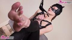 Worship Cat Woman Feet! Thumb