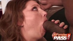 Naughty Milf Sky Rodgers Big Black Cock Sucking Thumb