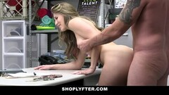 Naughty Babe Paige Owens Caught Stealing and Punished Thumb