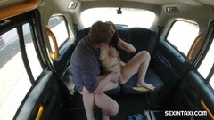 Naughty Czech Babe Gets Into the Hot Taxi Thumb
