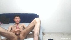 Cute Latin Boy Pervert Boy Beating Off Thumb