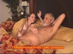 Two YOUNG Housewives HAND Job and BLOW Job Thumb