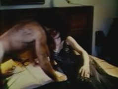 Jeffrey Hurst with Marlene Willougby in hot vintage porn classic Thumb