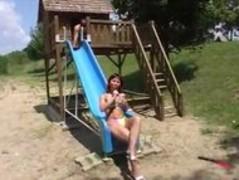 Hungarian Milf anal Thumb