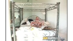 Hot Italian cougar with pierced a-cup tits Thumb