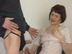 Pale babe likes sex - Venality Productions Thumb