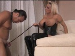 Cuckold Slave Threesomes Not Wife Not Amateur bdsm bondage slave femdom domination Thumb