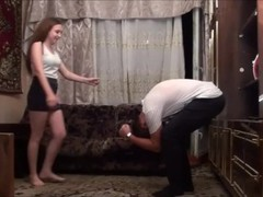 Ballbusting Innesa Bad girl Thumb