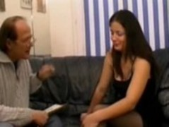 Anna a brunette analfucked in stockings Thumb