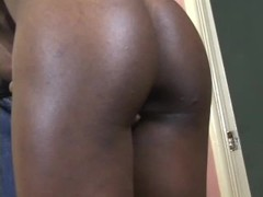 Monster dick for pretty little ebony lady - Pandemonium Thumb