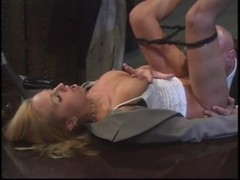 CEO fucks his tight blonde secretary - Lord Perious Thumb