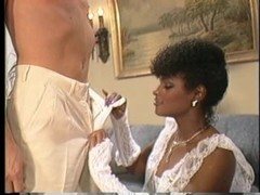 Ebony maid fucks her bos - Golden Age Media Thumb