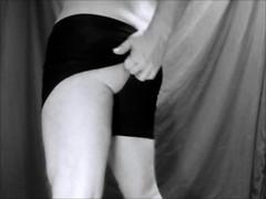 Close Up Wank Slow Motion Cum Thumb
