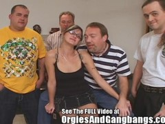 Thick Teen Girl's 1st Gangbanging Thumb