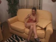 Laetitia, french milf gangbanged Thumb