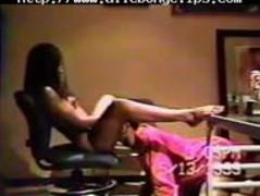 Pac Man Eating Pussy Azz Out black ebony cumshots ebony swallow interracial Thumb