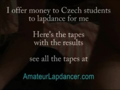 Teen Zdenka does lapdance and BJ in bedroom Thumb